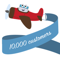 Celebrating 10,000 Customers