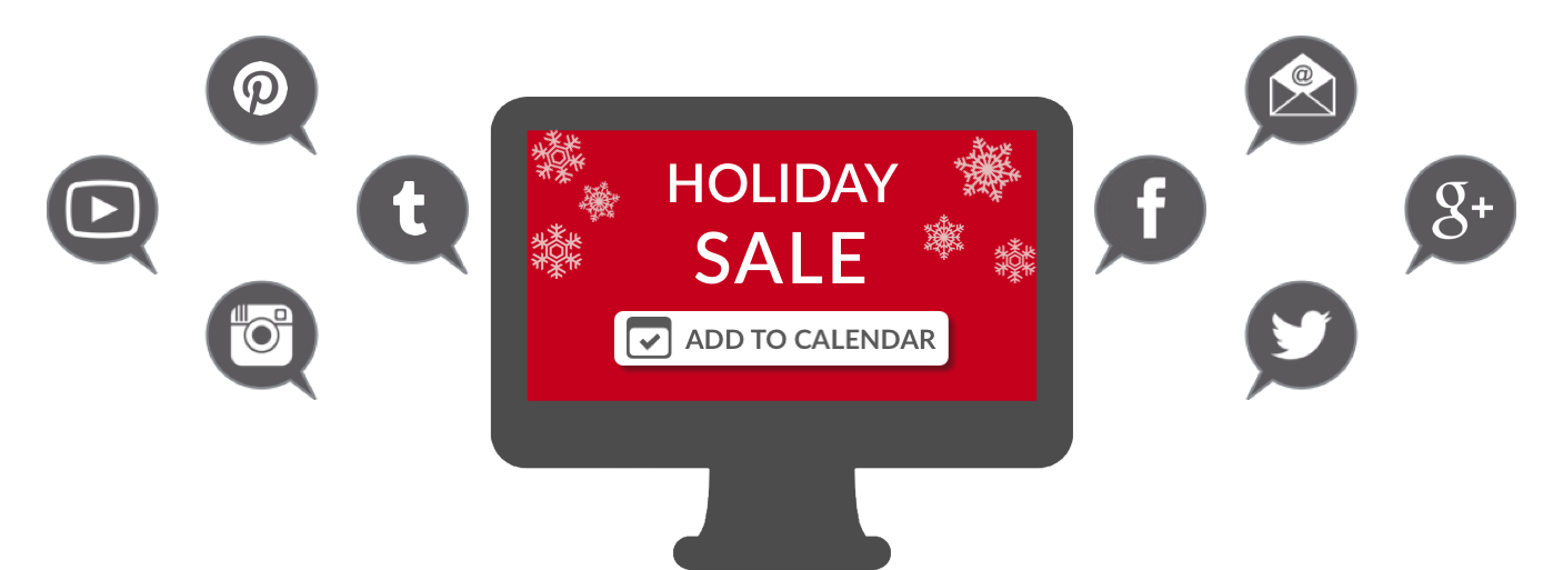 holiday sale reminder