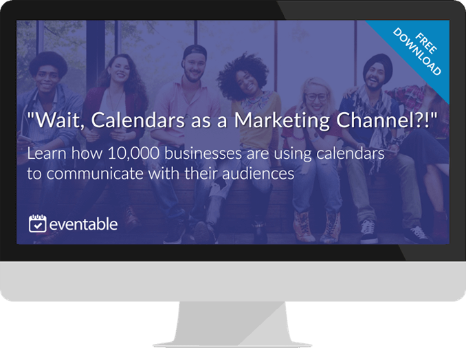calendar marketing guide
