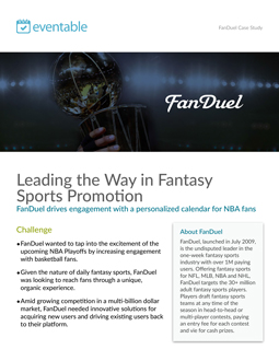 Increased Engagement with Sports Fans