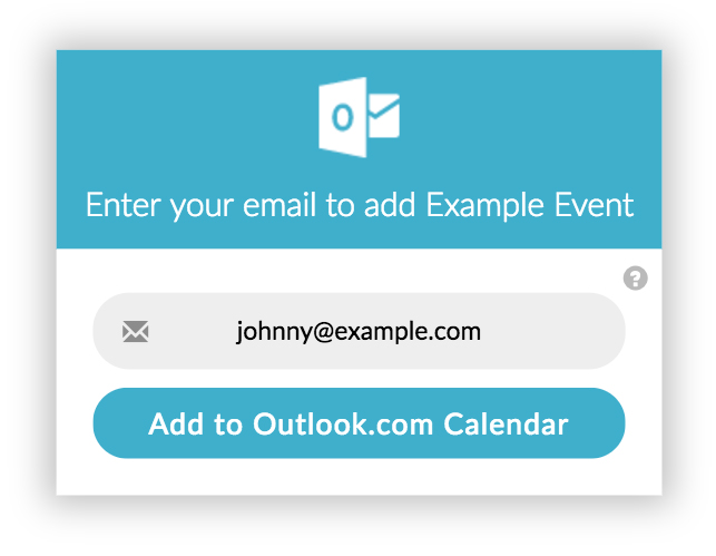 Calendar event analytics powered by Smart Events technology