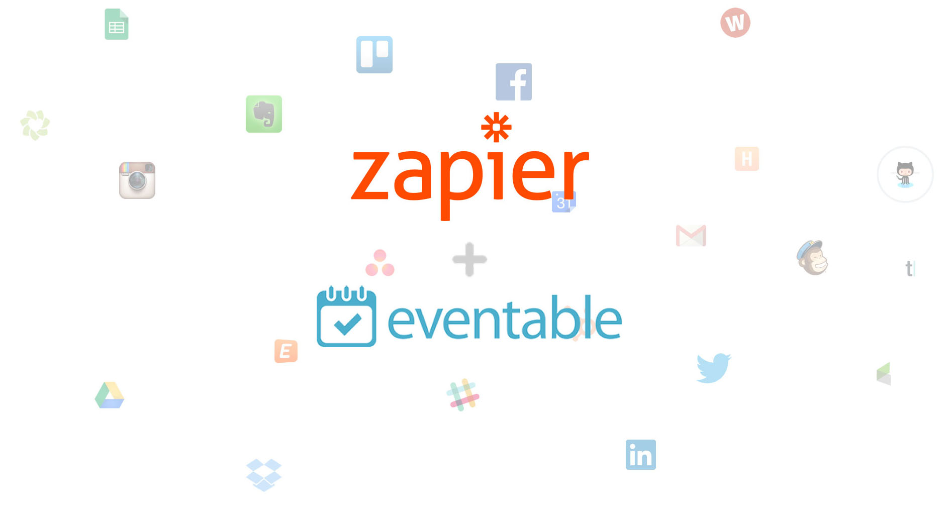 Zapier Integration with Eventable