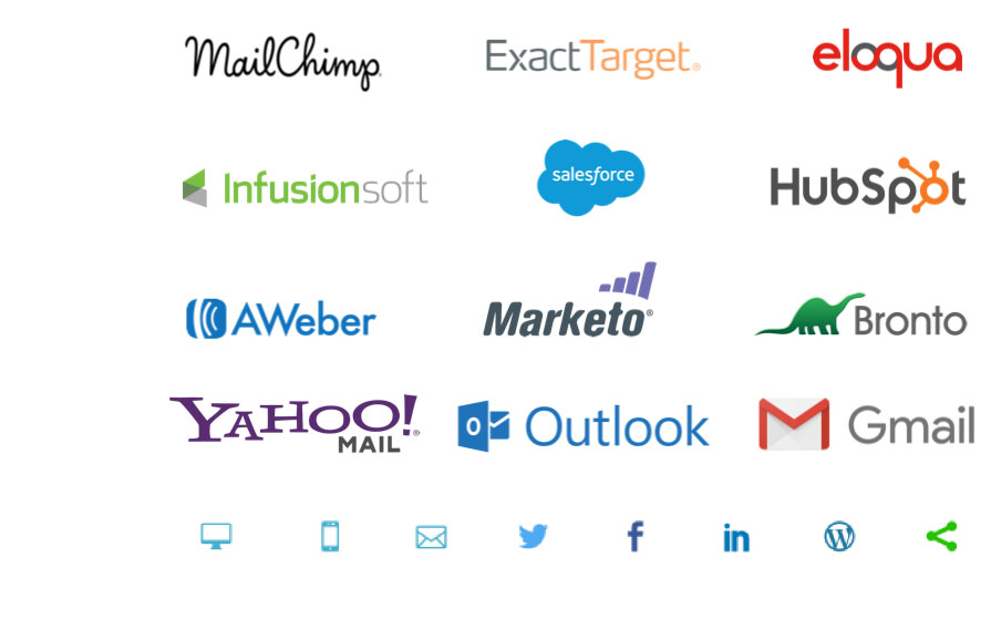 Eventable CRM email integrations
